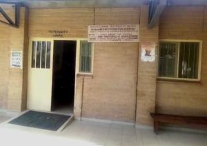 Hospital de maternidad